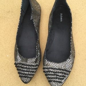 STYLE & CO FLATS SHOES SIZE  7.5